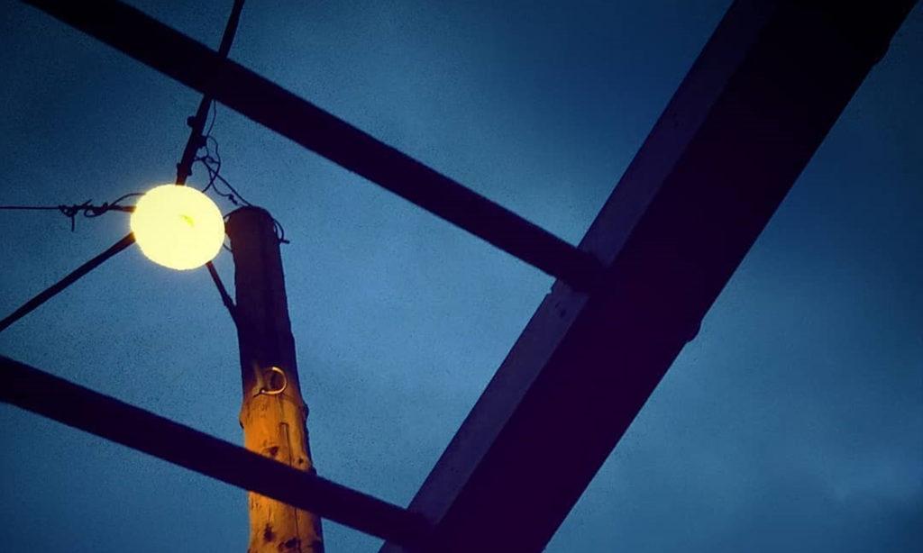 Karavostamo by Night